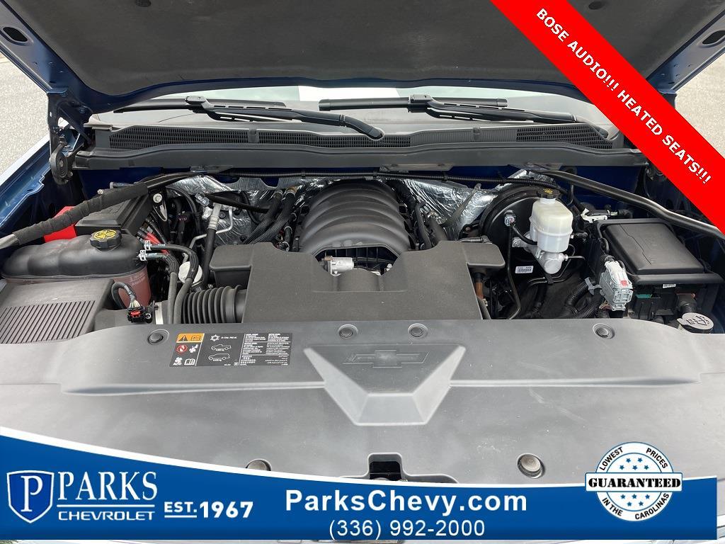 2015 Chevrolet Silverado 1500 Crew Cab 4x4, Pickup #9K5479 - photo 49