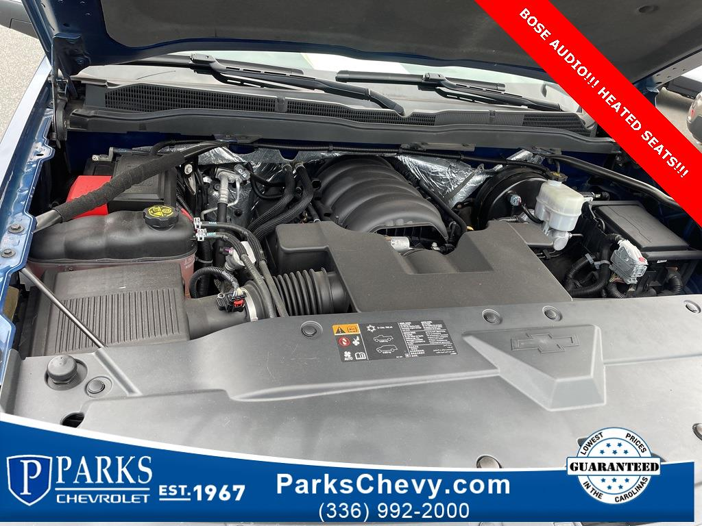 2015 Chevrolet Silverado 1500 Crew Cab 4x4, Pickup #9K5479 - photo 50