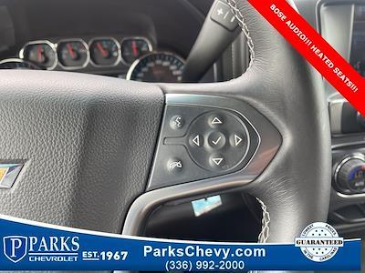 2015 Chevrolet Silverado 1500 Crew Cab 4x4, Pickup #9K5479 - photo 14