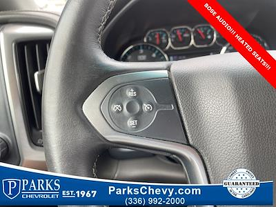 2015 Chevrolet Silverado 1500 Crew Cab 4x4, Pickup #9K5479 - photo 15