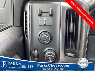 2015 Chevrolet Silverado 1500 Crew Cab 4x4, Pickup #9K5479 - photo 16