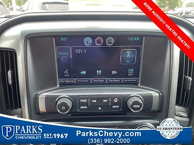 2015 Chevrolet Silverado 1500 Crew Cab 4x4, Pickup #9K5479 - photo 18
