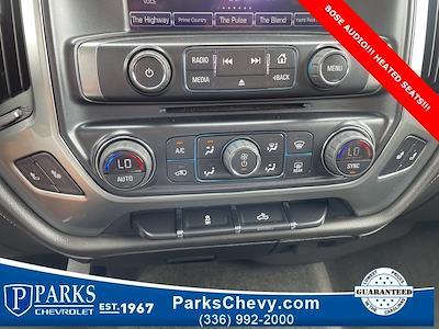 2015 Chevrolet Silverado 1500 Crew Cab 4x4, Pickup #9K5479 - photo 20