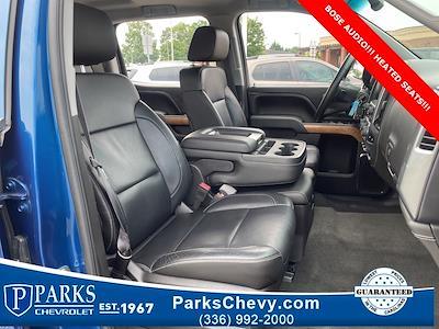 2015 Chevrolet Silverado 1500 Crew Cab 4x4, Pickup #9K5479 - photo 37