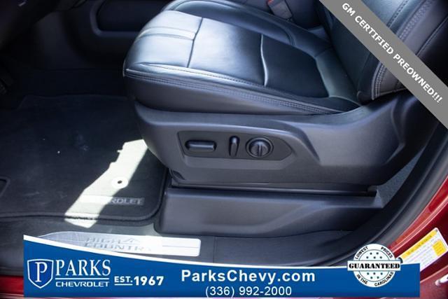 2019 Chevrolet Silverado 1500 Crew Cab 4x4, Pickup #9K5490 - photo 24