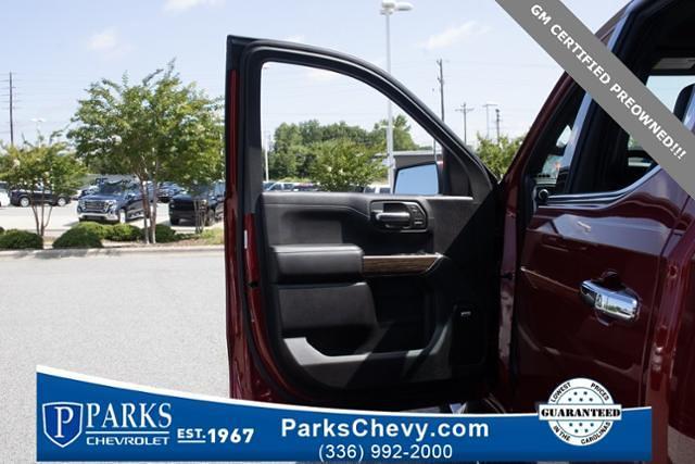 2019 Chevrolet Silverado 1500 Crew Cab 4x4, Pickup #9K5490 - photo 27