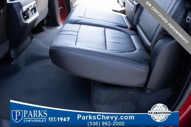 2019 Chevrolet Silverado 1500 Crew Cab 4x4, Pickup #9K5490 - photo 29
