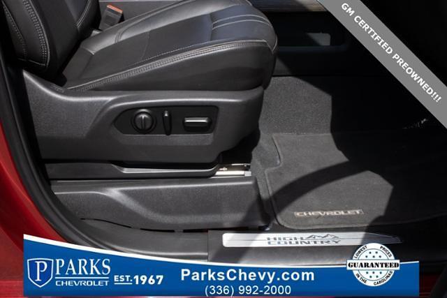 2019 Chevrolet Silverado 1500 Crew Cab 4x4, Pickup #9K5490 - photo 32