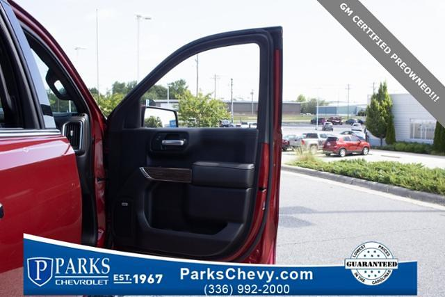 2019 Chevrolet Silverado 1500 Crew Cab 4x4, Pickup #9K5490 - photo 33