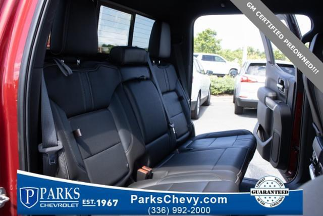 2019 Chevrolet Silverado 1500 Crew Cab 4x4, Pickup #9K5490 - photo 34