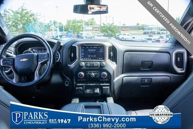 2019 Chevrolet Silverado 1500 Crew Cab 4x4, Pickup #9K5490 - photo 37