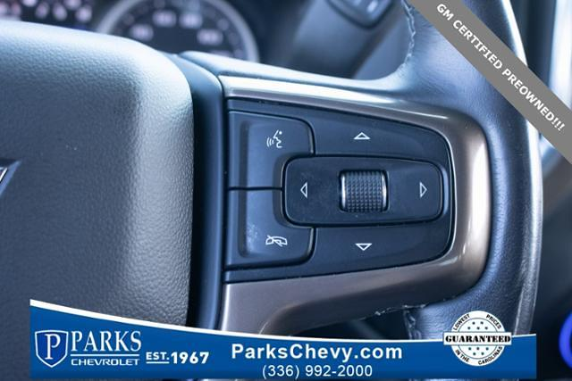 2019 Chevrolet Silverado 1500 Crew Cab 4x4, Pickup #9K5490 - photo 44