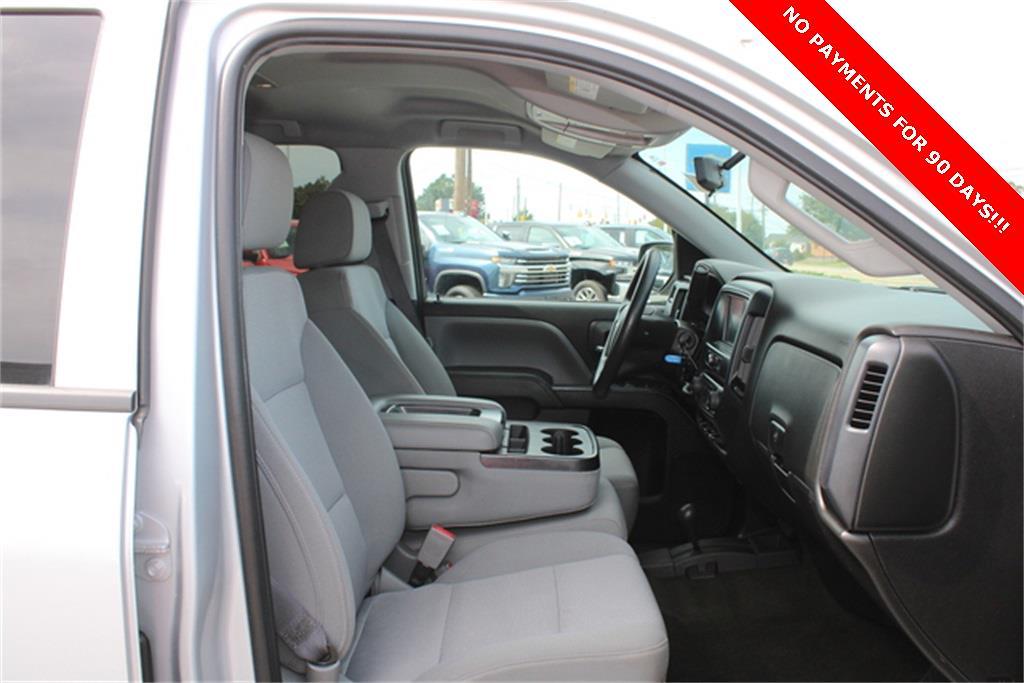 2017 Silverado 1500 Double Cab 4x4,  Pickup #9K5674A - photo 10
