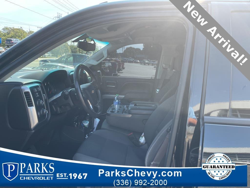 2014 Silverado 1500 Crew Cab 4x4,  Pickup #9K5718A - photo 17