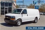 2019 Express 2500 4x2,  Masterack Upfitted Cargo Van #FK0014 - photo 1