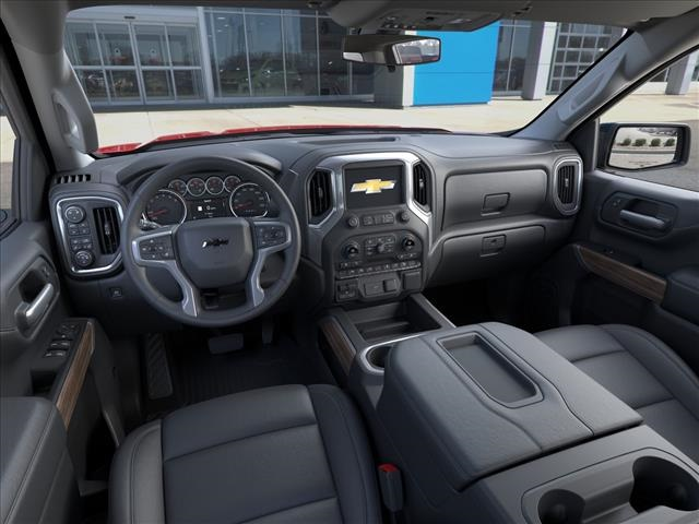 2020 Chevrolet Silverado 1500 Crew Cab 4x4, Pickup #FK00230 - photo 10