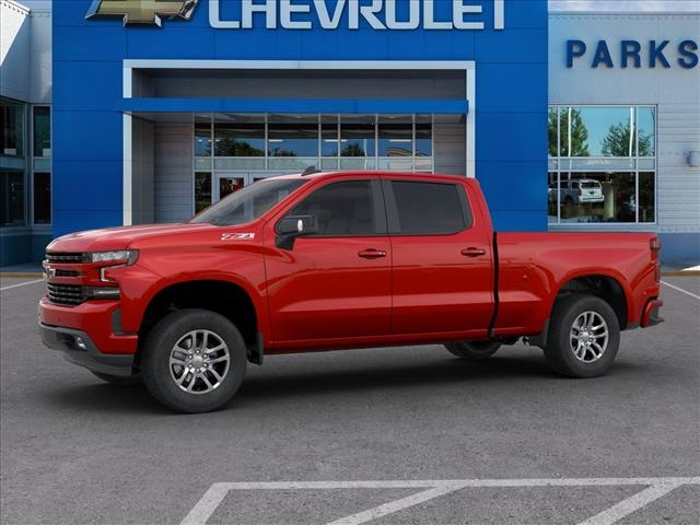2020 Chevrolet Silverado 1500 Crew Cab 4x4, Pickup #FK00230 - photo 3