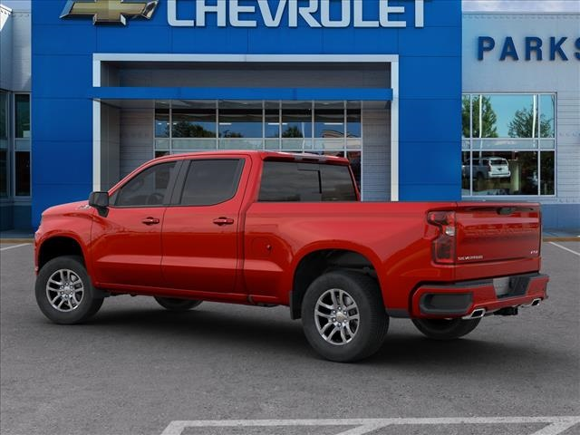2020 Chevrolet Silverado 1500 Crew Cab 4x4, Pickup #FK00230 - photo 4