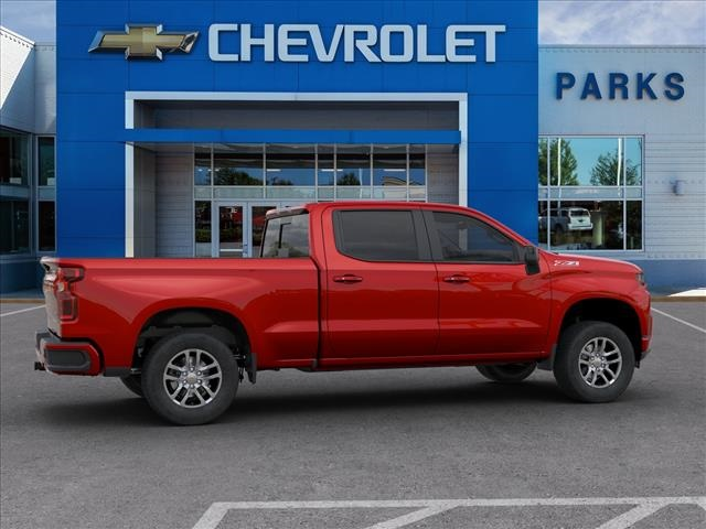 2020 Chevrolet Silverado 1500 Crew Cab 4x4, Pickup #FK00230 - photo 5