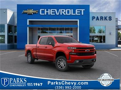 2020 Chevrolet Silverado 1500 Crew Cab 4x4, Pickup #FK00230 - photo 1