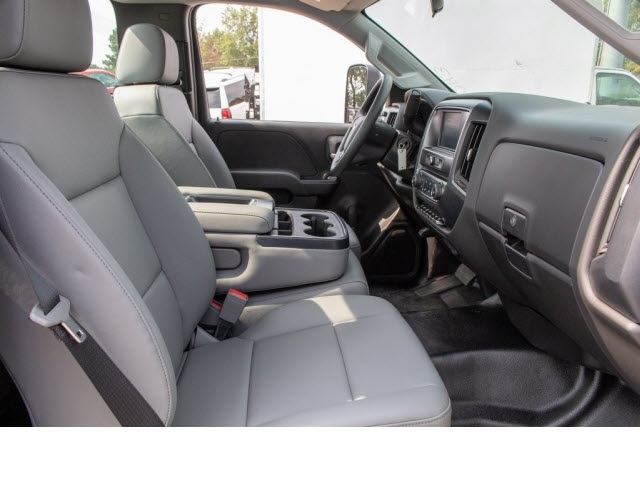 2019 Silverado 4500 Regular Cab DRW 4x2,  Cab Chassis #FK0084 - photo 10