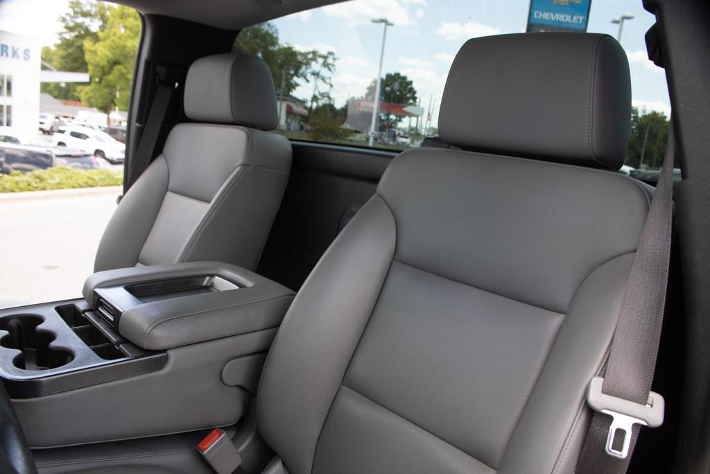 2017 Chevrolet Silverado 2500 Regular Cab 4x4, Pickup #FK0102A - photo 22