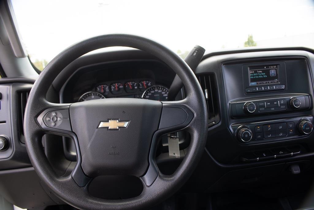 2017 Chevrolet Silverado 2500 Regular Cab 4x4, Pickup #FK0102A - photo 31