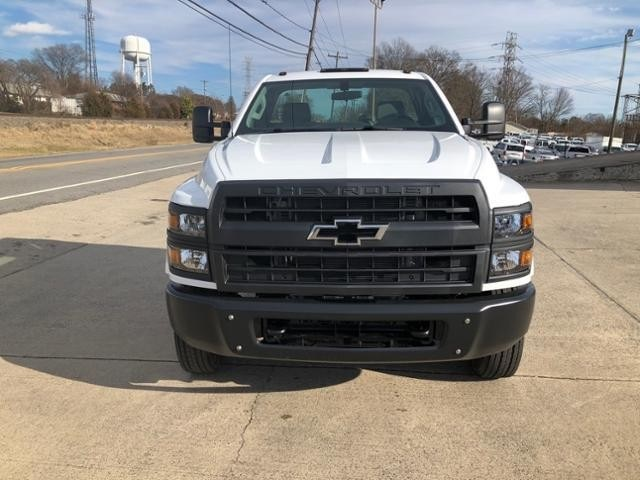 2020 Chevrolet Silverado 5500 Regular Cab DRW 4x2, Cab Chassis #FK0106X - photo 8