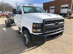 2020 Chevrolet Silverado 5500 Regular Cab DRW 4x2, Cab Chassis #FK0106X - photo 7