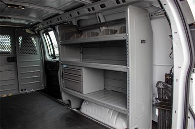 2019 Express 2500 4x2,  Adrian Steel General Service Upfitted Cargo Van #FK01370 - photo 12
