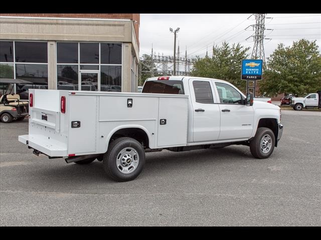 2019 Silverado 2500 Double Cab 4x2,  Knapheide Standard Service Body #FK0185 - photo 6