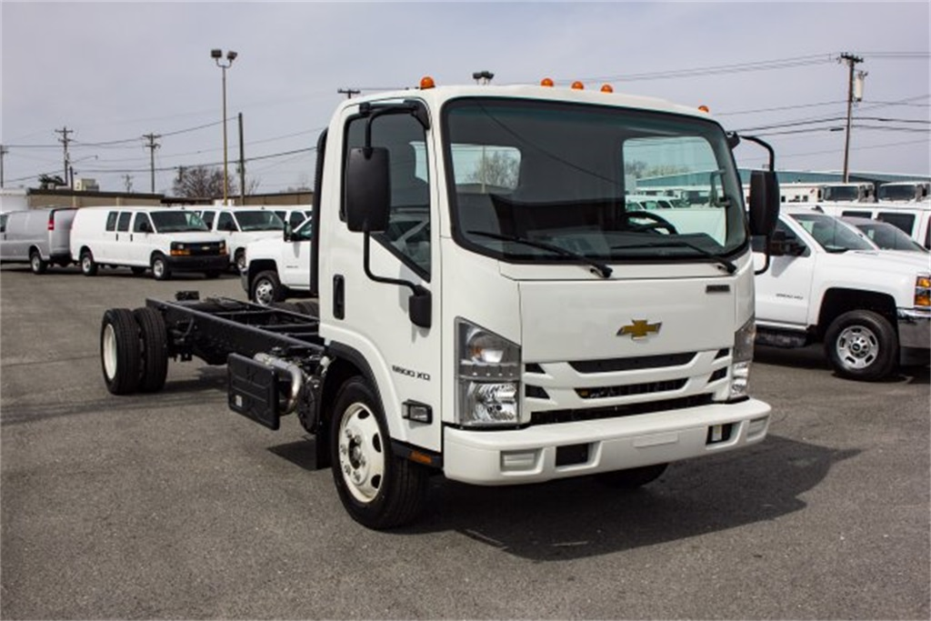 2017 LCF 5500XD Regular Cab 4x2,  Cab Chassis #FK02294 - photo 1
