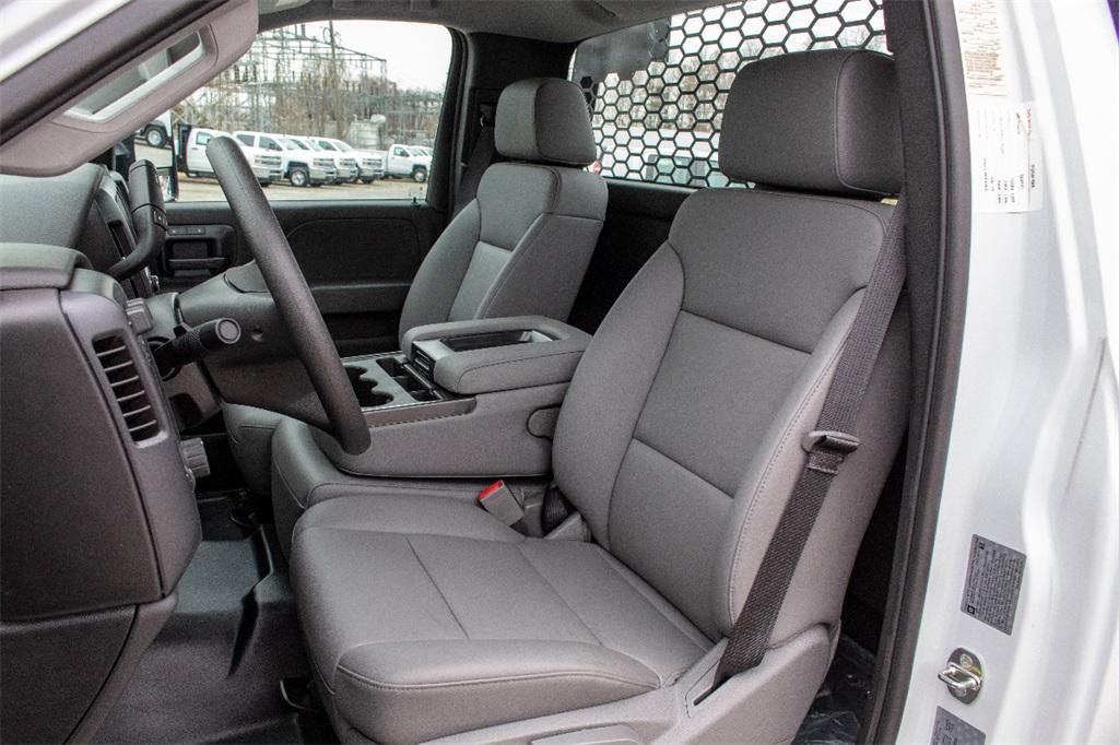 2019 Silverado 3500 Regular Cab DRW 4x2,  Knapheide Platform Body #FK0283X - photo 14