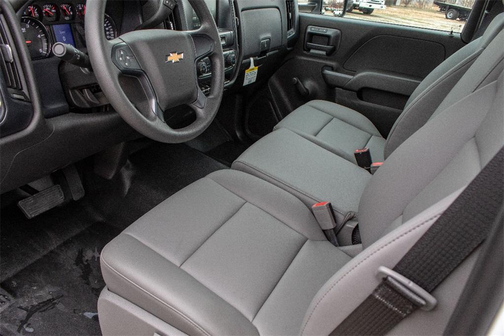 2019 Silverado 3500 Regular Cab DRW 4x2,  Knapheide Platform Body #FK0283X - photo 15