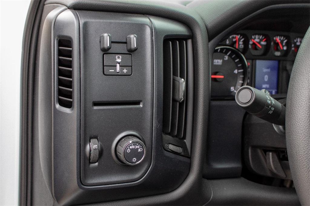 2019 Silverado 3500 Regular Cab DRW 4x2,  Knapheide Platform Body #FK0283X - photo 19