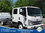 2018 Chevrolet LCF 5500HD Crew Cab 4x2, Cab Chassis #FK0294X - photo 1
