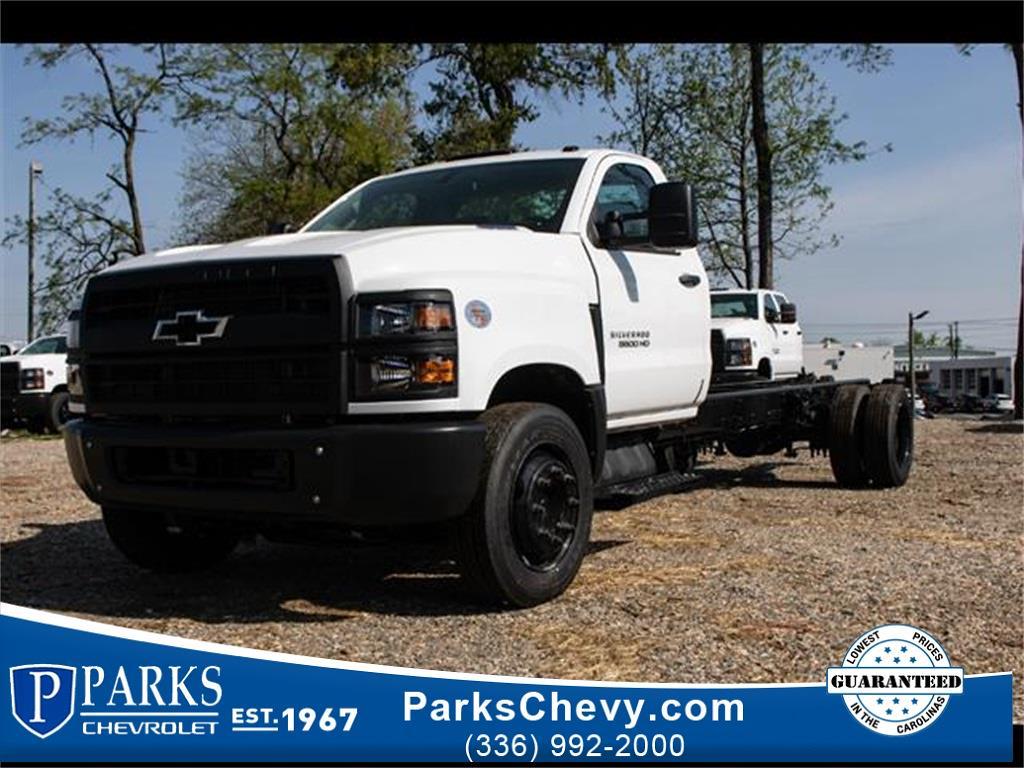 2021 Chevrolet Silverado 5500 Regular Cab DRW 4x2, Cab Chassis #FK0326 - photo 1