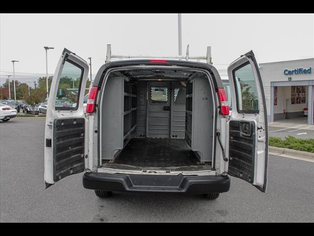 2016 Express 2500, Adrian Steel Upfitted Cargo Van #FK0341A - photo 1