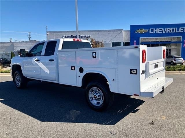 2019 Chevrolet Silverado 2500 Double Cab 4x2, Monroe Service Body #FK0352 - photo 1