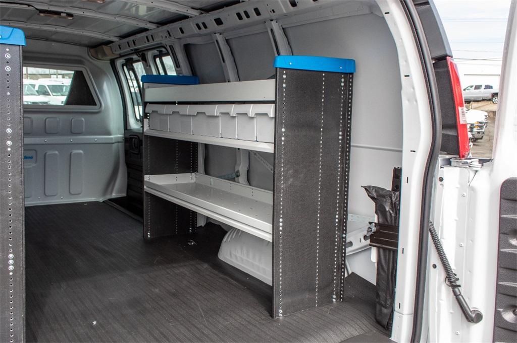 2019 Express 2500 4x2,  Sortimo Upfitted Cargo Van #FK0356 - photo 1