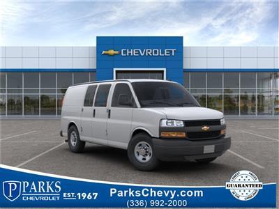 2019 Chevrolet Express 2500 4x2, Sortimo Shelf Staxx Upfitted Cargo Van #FK0390 - photo 1