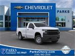 2020 Chevrolet Silverado 1500 Regular Cab 4x4, Pickup #FK0400 - photo 1