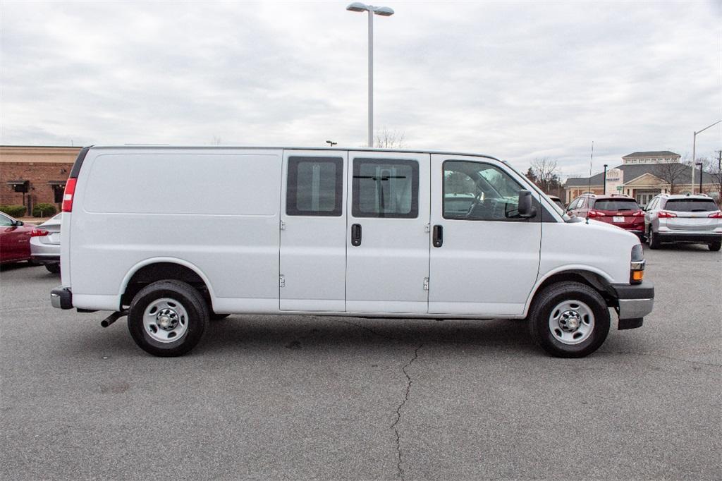 2019 Express 2500 4x2,  Sortimo Upfitted Cargo Van #FK0416 - photo 10