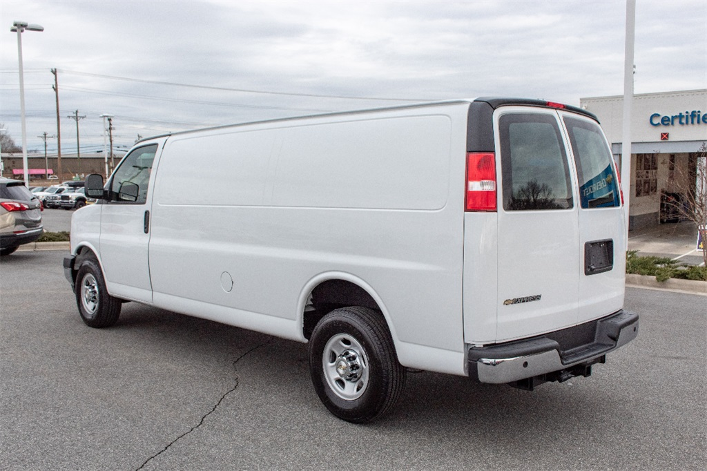 2019 Express 2500 4x2,  Sortimo Upfitted Cargo Van #FK0416 - photo 5