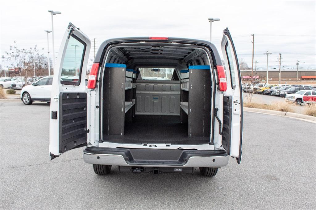 2019 Express 2500 4x2,  Sortimo Upfitted Cargo Van #FK0416 - photo 2