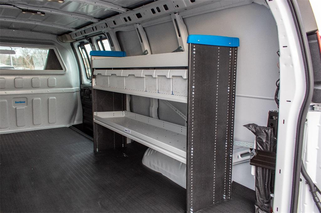 2019 Express 2500 4x2,  Sortimo Upfitted Cargo Van #FK0416 - photo 7