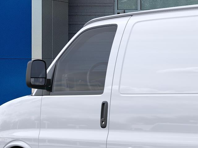 2021 Chevrolet Express 2500 4x2, Empty Cargo Van #FK0417 - photo 10