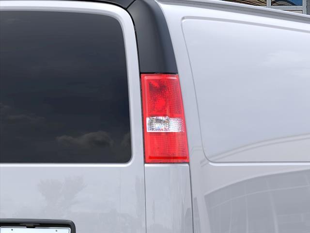 2021 Chevrolet Express 2500 4x2, Empty Cargo Van #FK0417 - photo 9