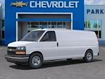 2021 Chevrolet Express 2500 4x2, Empty Cargo Van #FK0417 - photo 3