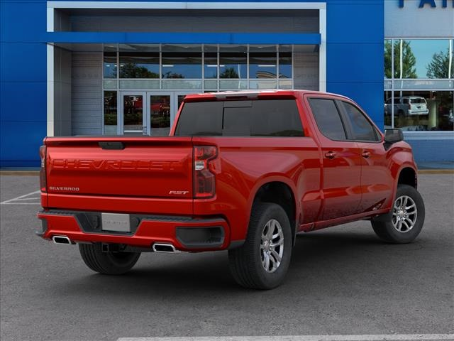 2020 Chevrolet Silverado 1500 Crew Cab 4x4, Pickup #FK0420 - photo 2